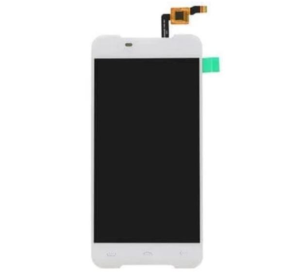 LCD з тачскріном (модуль) для смартфона Homtom HT37 Pro Білий