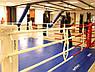 Подушки для ринга угловая треугольная с верхним и нижним загибами Boyko sport, фото 2
