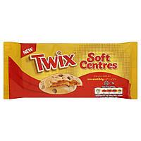Печенье Twix шоколад с карамелью