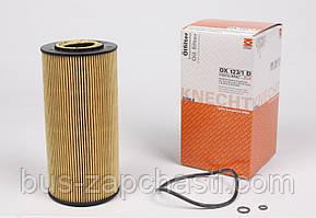 Масляный фильтр MB Sprinter/Vito TDI (OM601/602) 1996-2000 — Knecht (Австрия) — OX123/1