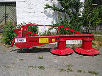 Косилка роторная Z-169 1.65 m Bomet
