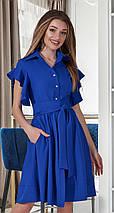 Легкое платье-рубашка, фото 2