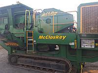 Щековая дробилка McCloskey J40