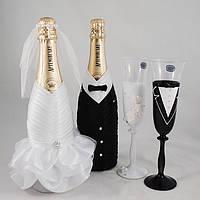 Набор свадебных аксессуаров №37