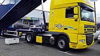 Вантажні автомобільні перевезення зернових