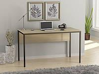 Письменный стол Loft design L-2p  Дуб Борас