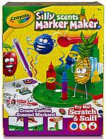 Набор для творчества Ароматизированные фломастеры своими руками, Crayola