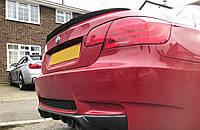 Спойлер Карбоновый На Крышку Багажника Bmw 3 Series E93(cabrio) M4 Style