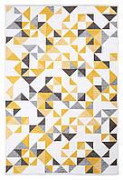 Ковер My Home Moretti Side двусторонний желтый, фото 1