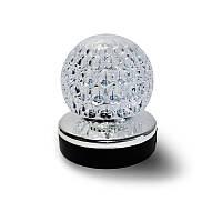 🔝  Музыкальный шарик ночник в розетку rotating lamp диско шар детский музыкальный светильник в Киеве | 🎁%🚚