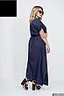Платье женское,летнее,ассиметричное,миди, фото 4