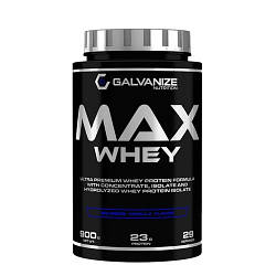 Max Whey 900g- Double Chocolate