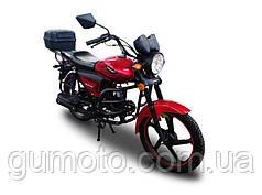 Мотоцикл Hornet Alpha 125 куб.см, красный