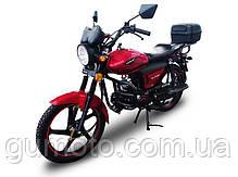 Мотоцикл Hornet Alpha 125 куб.см, красный, фото 2