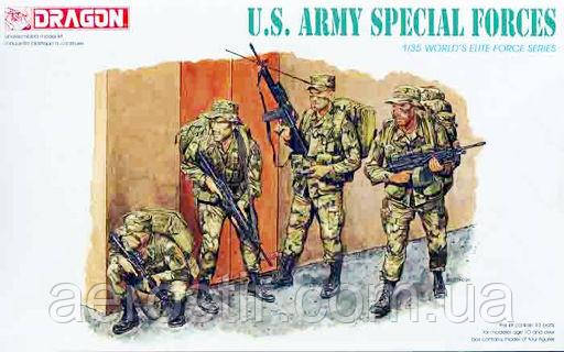 U.S. ARMY SPECIAL FORCES 1/35 Dragon 3024