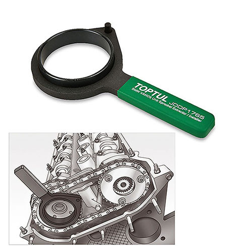 Ключ для снятия и установки шестерни распредвала TOPTUL BMW VANOS JDDP1765
