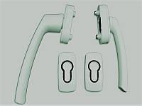Ручки для раздвижной системы ПВХ двусторонние (40 мм) 8 позиций
