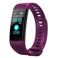 Фитнес-браслет Goral Y5 Фиолетовый (100033/GR003)