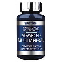 Scitec Nutrition Advanced multi mineral 60 таб.