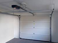 Установка автоматики для гаражных ворот
