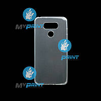 Чехол силиконовый прозрачный LG G6