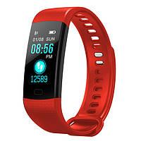 Фитнес-браслет Goral Y5 Красный (GR010)