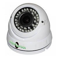 AHD камера видеонаблюдения GreenVision GV-052-GHD-G-DOA20-30