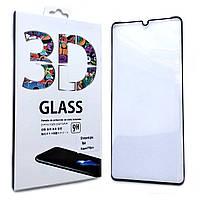 Защитное стекло 3D для Huawei P30 Pro (Black)