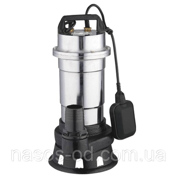 Дренажно-фекальный насос Насосы+Оборудование VS550F 0.75кВт Hmax10.5м Qmax283л/мин