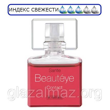 Sante Beauteye Contact для контактных линз с витаминами B6 и B12, фото 2