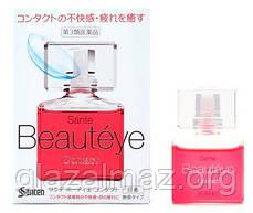 Sante Beauteye Contact для контактных линз с витаминами B6 и B12, фото 3