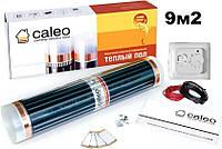 9м2 .Caleo Gold. Комплект инфракрасной пленки с механическим терморегулятором RTC70.26