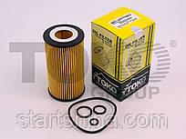 Фильтр масляный (вставка) TOKO Mercedes-Benz S202, W202, W203, S203, CL203, W204, S204, C215 T1142007