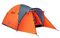 Палатка 2-х местная NAVAJO. С тамбуром. Высокое качество.