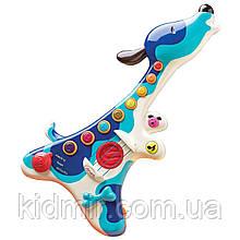 Гитара Пес-гитарист музыкальная игрушка Battat BX1206Z