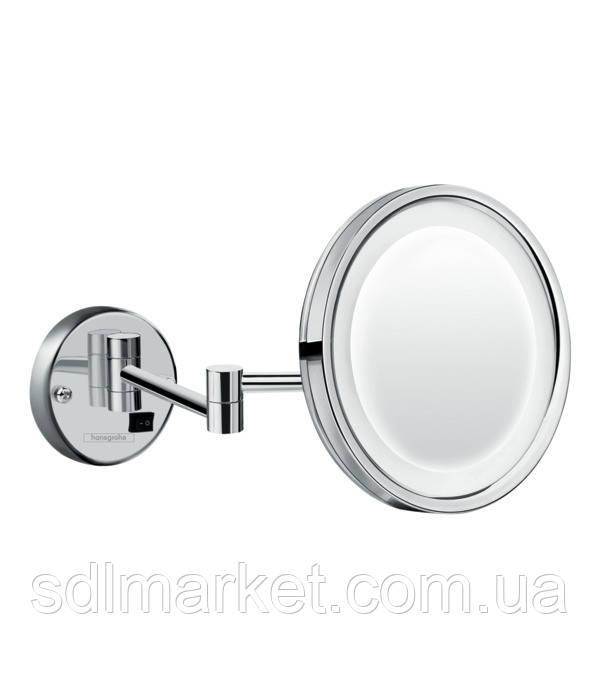 Косметичне дзеркало з підсвічуванням LED Hansgrohe Logis Universal