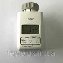 Програмована автономна цифрова термоголовка