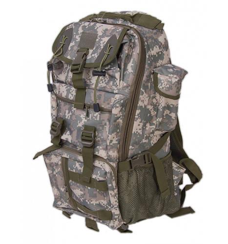 Многофункциональный туристический рюкзак 40 л. Innturt Middle A1020-2 camouflage темно- зеленый