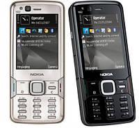 Корпус для Nokia N82 с клавиатурой - оригинальный