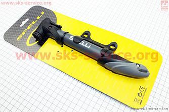 Насос MTB пластмассовый с Т-ручкой, черный SPM-196