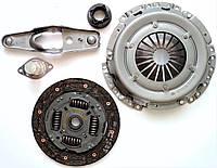 Комплект зчеплення диск кошик підшипник вилка Шкода Фабія Skoda Fabia Polo Ibiza BME 1.2 BMD LUK SkodaMag