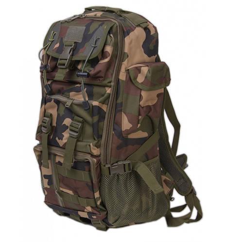 Многофункциональный туристический рюкзак 40 л. Innturt Middle A1020-4 camouflage зеленый