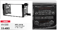 Рамка переходная Carav 11-493 Mitsubishi Outlander 13+ Piano Black 2DIN