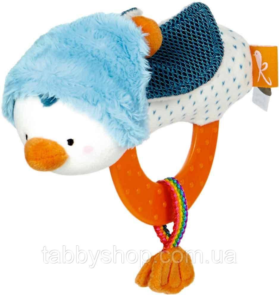 "Погремушка-кольцо Spiegelburg ""Пингвинчик"""
