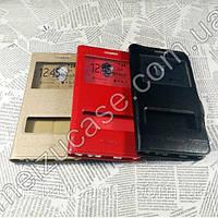 Кожаный чехол книжка Momax для Meizu M3 (M3 Mini) (Мейзу) 3 цвета