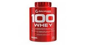 100 whey 2280g - Milk Chocolate
