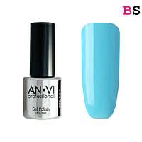 Гель - лак ANVI для нігтів 9мл №074