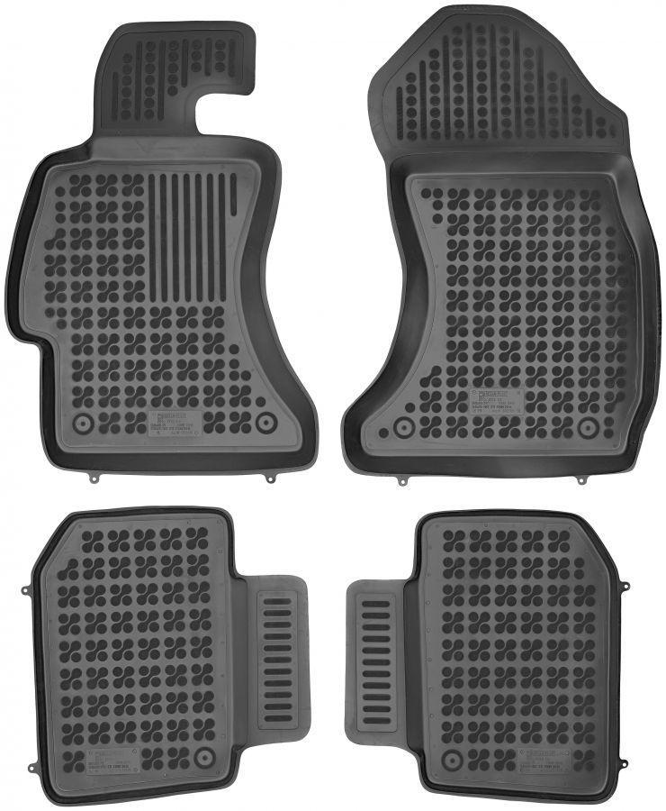 Коври салону Subaru XV I 2011 - 2018 Rezaw-Plast 202706