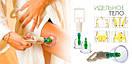 Вакуумные банки для массажа / Вакуумні банки для масажу (12 шт), фото 4