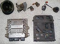 ЭБУ блок управления двигателем Citroen Berlingo  2.0 hdi 9653205080